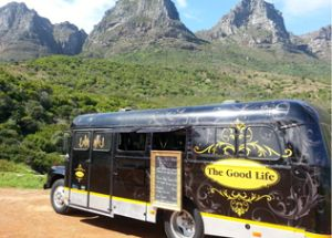 Gourmet Food Trucks are taking South Africa by storm