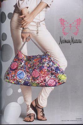 Neiman Marcus Catalog: Chanel