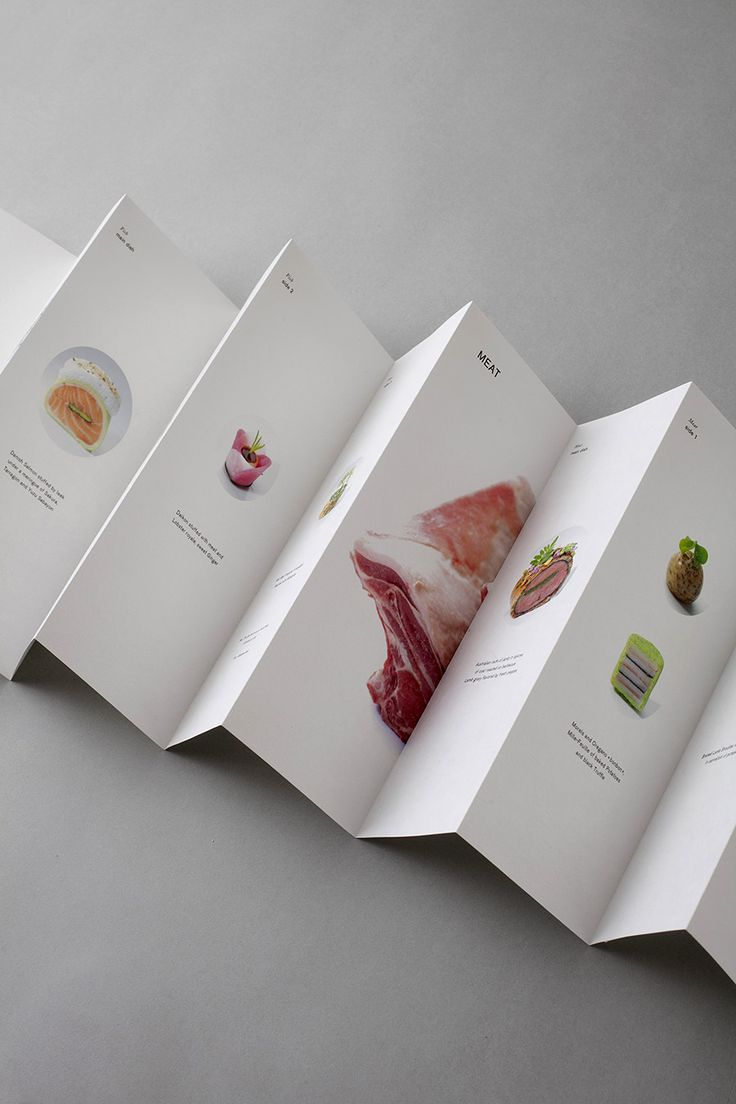 artless Inc. | news and portfolio : print : BOCUSE D'OR, ASIA PACIFIC 2014 : Menu for TEAM JAPAN (Asia Winner)