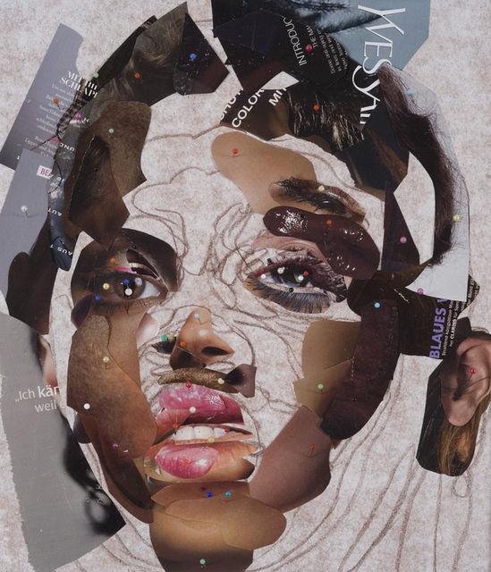 Gabi Trinkaus, Yves (2009), via Artsy.net