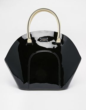 Pauls+Boutique+Meg+Structured+Handheld+in+Black