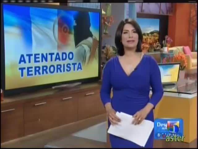Francia Sufre Otro Ataque Terrorista #Video