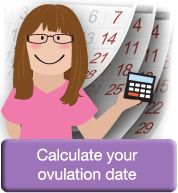 Ovulation calculator – LOVE POTION NUMBER 9  – Schwangerschaft