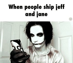 When people ship jeff and jane
