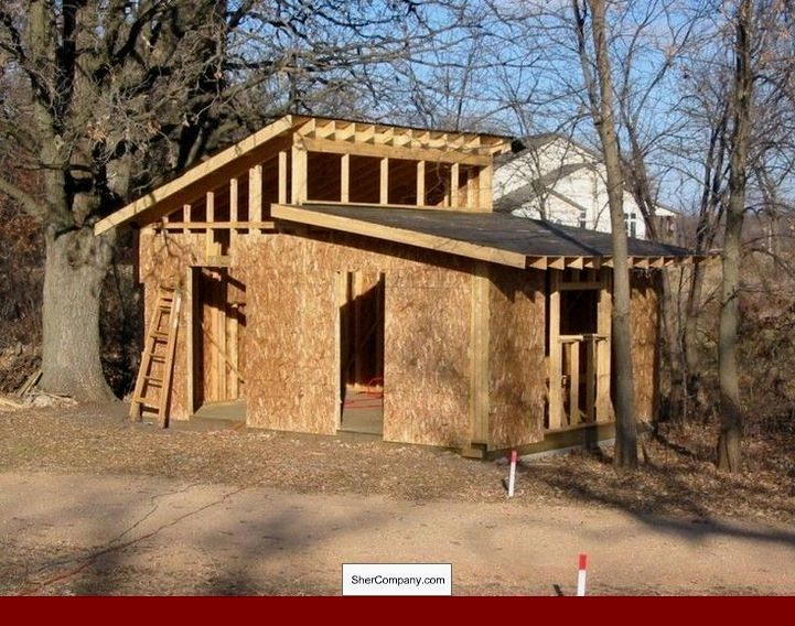 Pole Shed Plans Nz And Pics Of Gambrel Roof Shed Plans 12x24 30107303 Projectdiy 10x12shedplans Building A Shed Roof Shed Homes House Roof