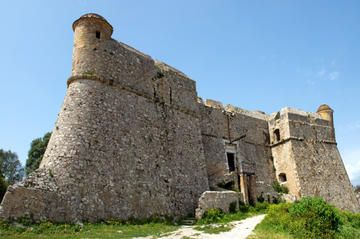Fort du Mont Alban, French Riviera