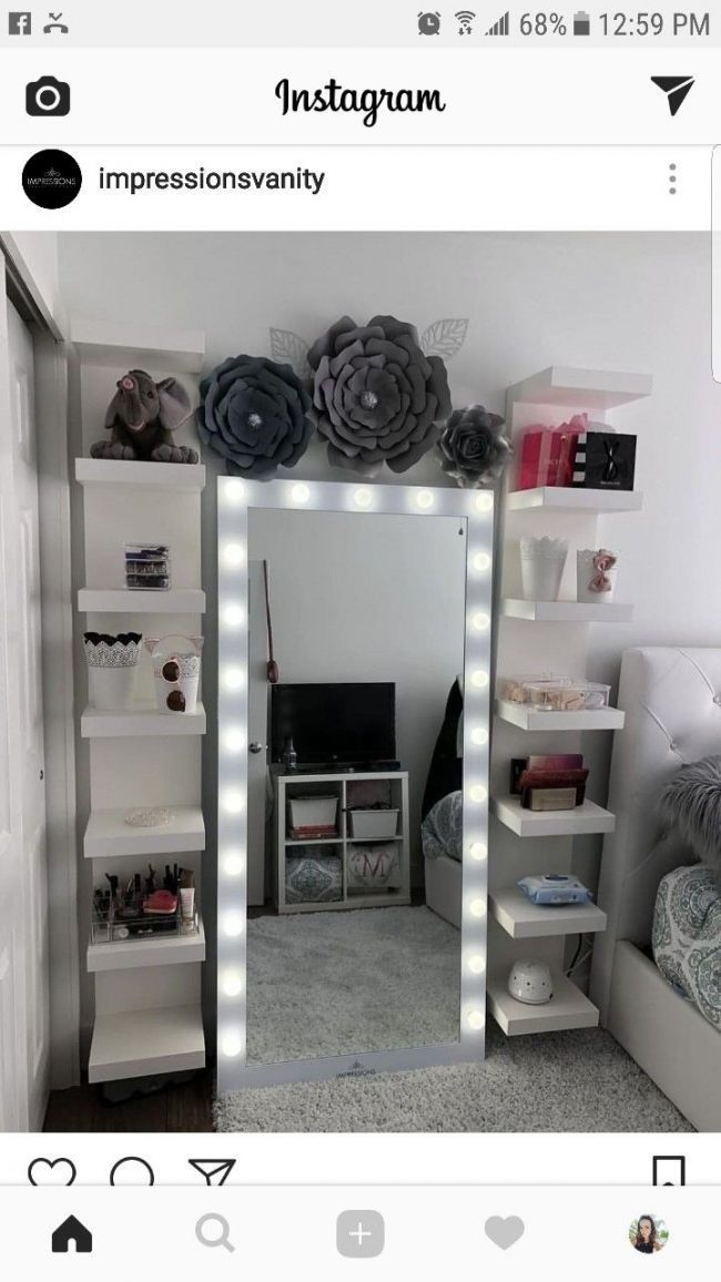 Pinterest Box Room Decorating Ideas Small Bedrooms Space Saving Furniture How To Create A Modern Bedroom Inspir Room Decor Bedroom Decor Vanity Room