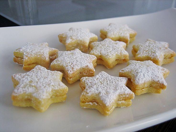 Orangensterne, ein raffiniertes Rezept aus der Kategorie Kekse & Plätzchen. Bewertungen: 60. Durchschnitt: Ø 4,5.