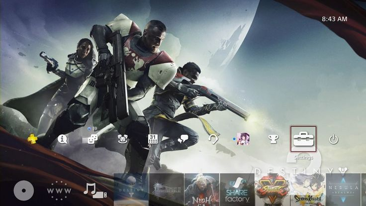 [Video] Destiny 2 Dynamic Theme (Pre order Bonus) #Playstation4 #PS4 #Sony #videogames #playstation #gamer #games #gaming