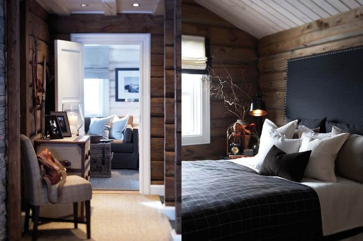 ... modern mountain interior cabin masculine bedrooms sleep tight bedrooms