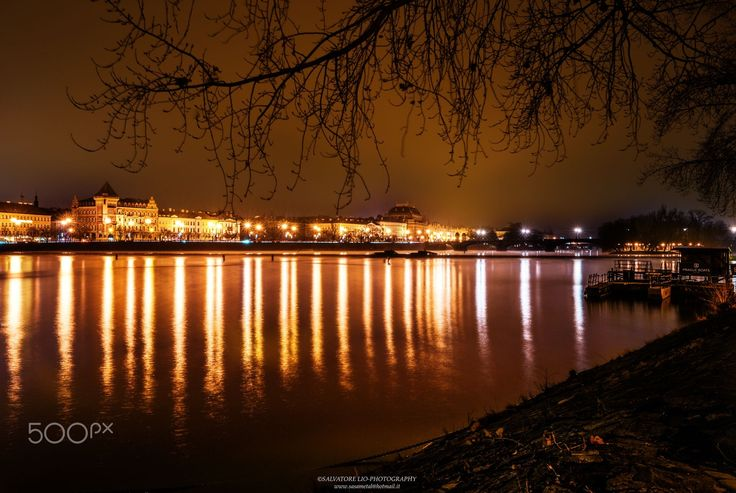 The Old City - Prague-The old city square in this night  31/12/2016  © Salvatore Lio