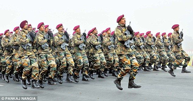 Indian Army Wallpapers For Desktop Hd: HD Indian Army Wallpaper Gallery