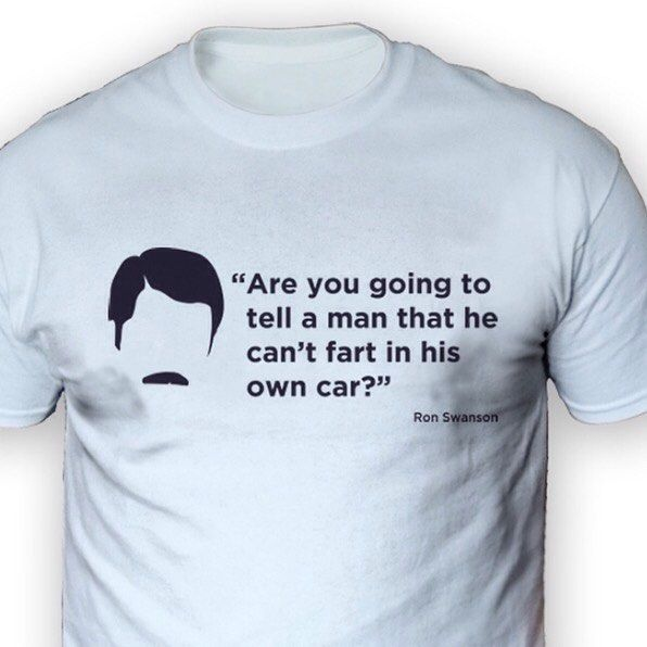 Top 100 ron swanson quotes photos The struggle is real. A quote from the great man. Available through www.thisway-up.com search 'Fart'. Other designs of mine in the 'coops' section. #womenswear #womensfashion #womensclothing #menswear #mensfashion #mensclothing #clothing #fashion #humour #humor #tshirts #tshirt #tv #parksandrecreation #parksandrec #ronswanson #ronswansonquotes #swanson #man...