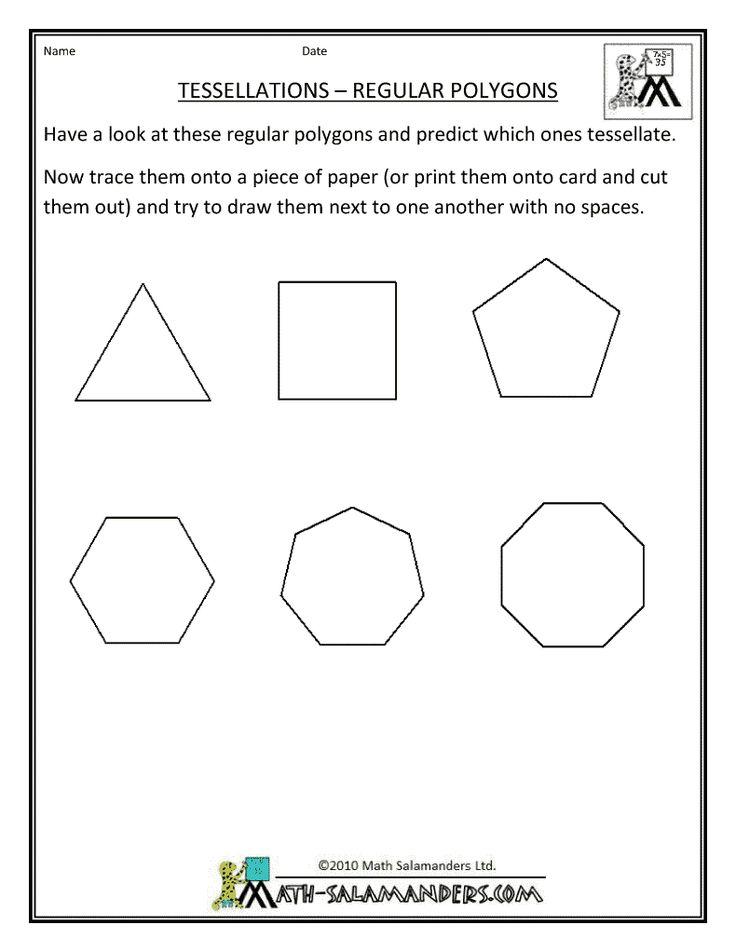 1000+ ideas about Regular Polygon on Pinterest | Fun Math ...