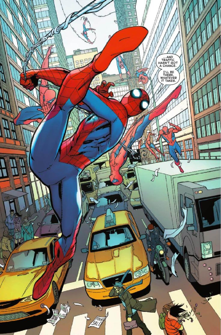 Preview: The Amazing Spider-Man #19, Story: Dan Slott Art: Giuseppe Camuncoli & Javi Garron Cover: Alex Ross Publisher: Marvel Publication Date: October 5th, 2016 Price: $3.99  ...,  #AlexRoss #All-Comic #All-ComicPreviews #Comics #DanSlott #GiuseppeCamuncoli #JaviGarron #Marvel #previews #TheAmazingSpider-Man