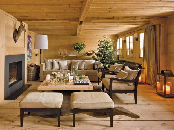 25+ Great Ideas About Chalet Style On Pinterest