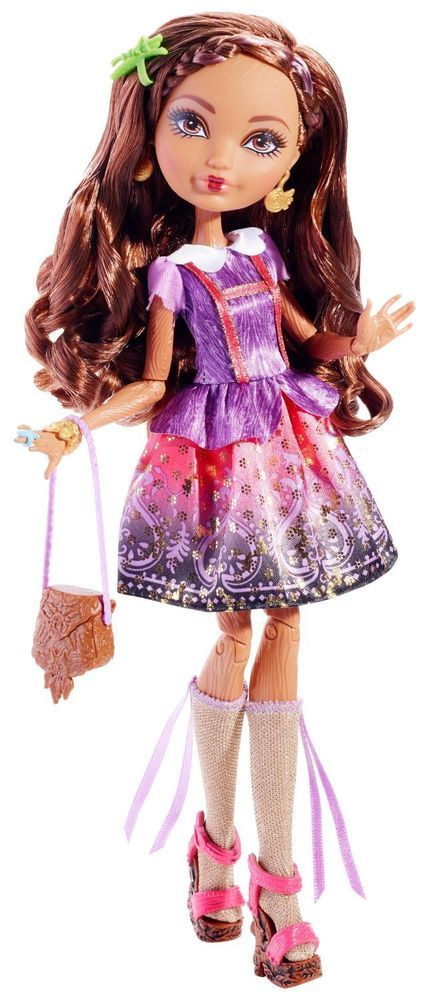 Ever After High Cedar Wood posable Doll Pinocchio girls toy -  NEW free shipping