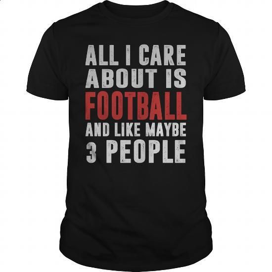 FOOTBALL - #shirts for men #personalized hoodies. GET YOURS => https://www.sunfrog.com/Funny/FOOTBALL-148983776-Black-Guys.html?id=60505