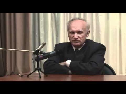 О Ветхом завете, Е.А. Авдеенко (ч.12/14)