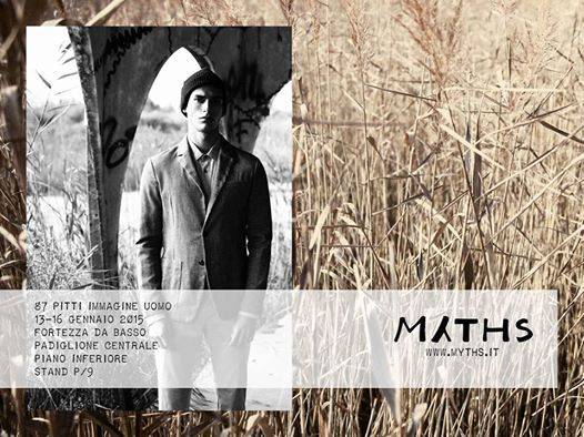 Stand P/9 - Fortezza da Basso - Firenze - Pitti Uomo #Myths Man Collection