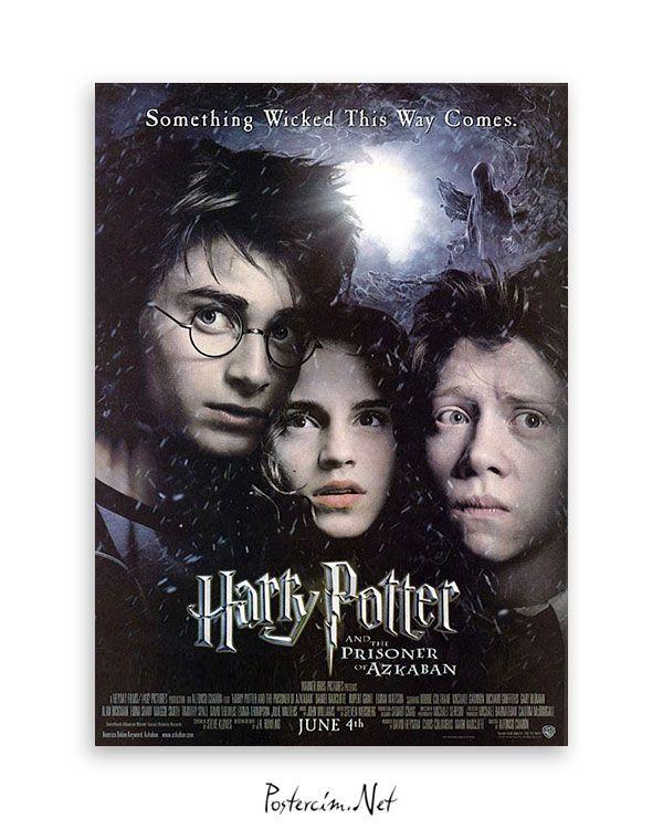 Harry Potter Ve Azkaban Tutsagi Kuse Kagit 135 Gr 30x40 Cm Harry Potter Harry Potter Filmleri Film