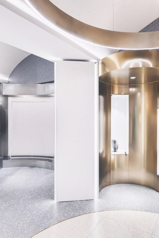 Gallery Of Nic S Planet Mur Mur Lab 19 Interior Design