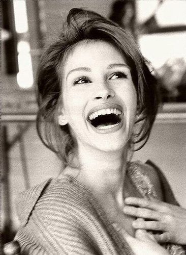 Julia Roberts....love her smile!