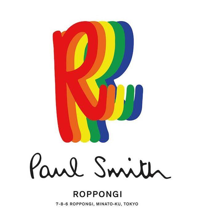 「ポール・スミス」が六本木に旗艦店をオープン ブランド史上最大のアートウォールを併設   SHOP OPEN   FASHION   WWD JAPAN.COM