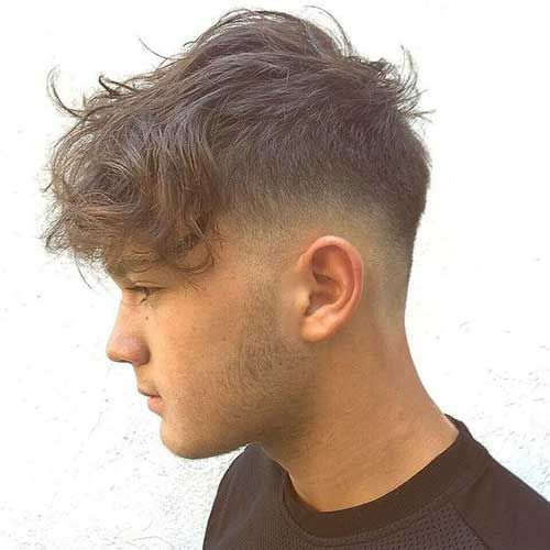 Really Stylish Faded Haircuts | Mens Hairstyles 2016