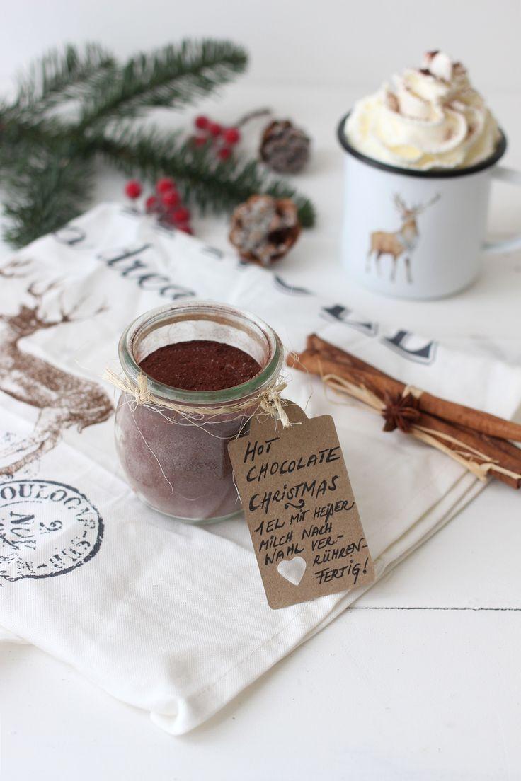 Hot Chocolate fruktosearm laktosefrei als Geschenk aus der Küche