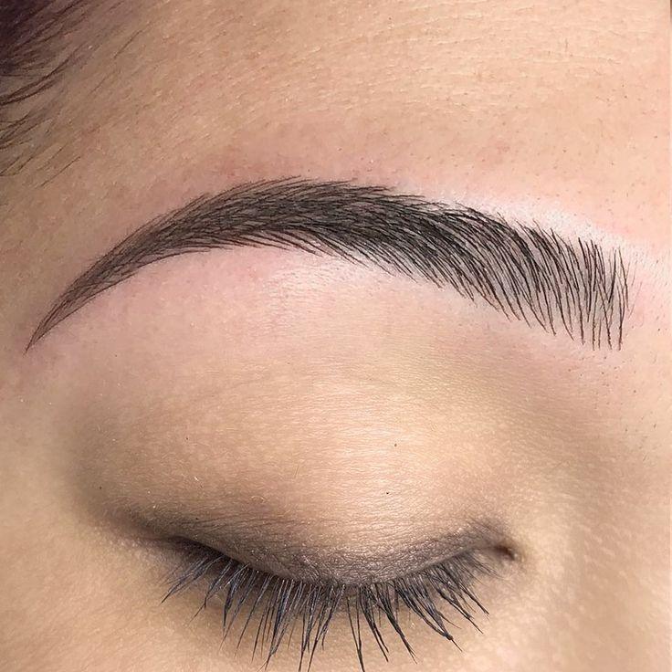 Como Hacer Crecer Tus Cejas Microblading Eyebrows Eyebrow Shaping Eyebrow Makeup