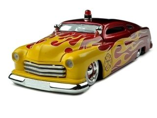 diecastmodelswholesale - 1951 Mercury Fire Chief 1/24 Diecast Model Car by Jada, $15.99 (https://www.diecastmodelswholesale.com/1951-mercury-fire-chief-1-24-diecast-model-car-by-jada/)