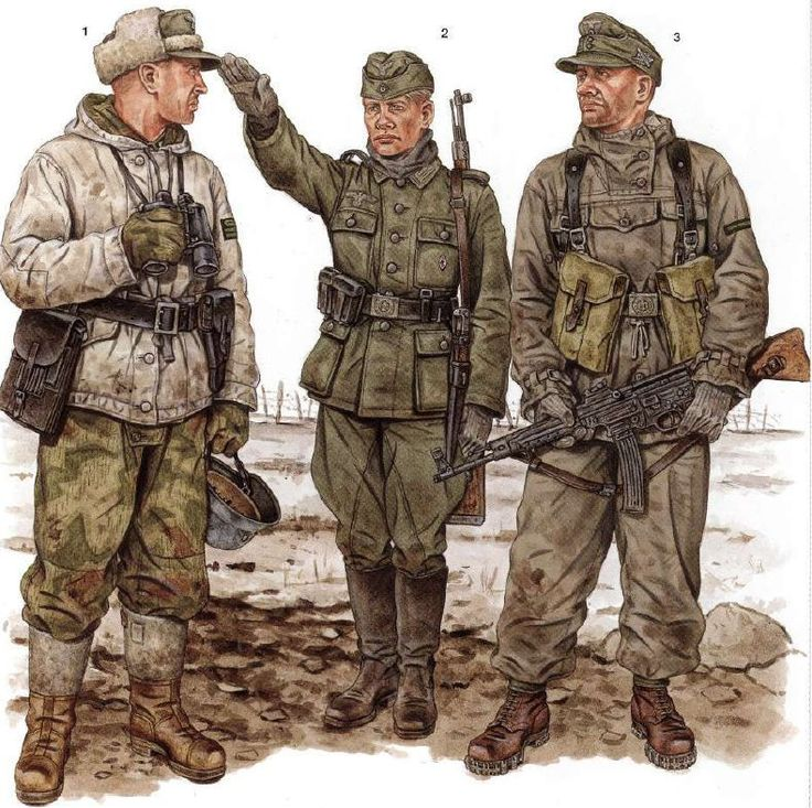 osprey ww2 wehrmacht uniforms by wolfenkrieger on