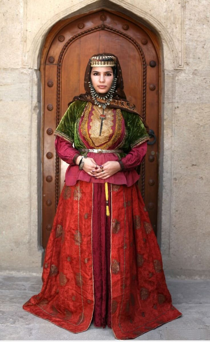 азербайджанские костюмы картинки весьма