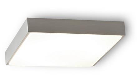 ALU 30 quadro,12w LED - dimmbar | Nordesign AS
