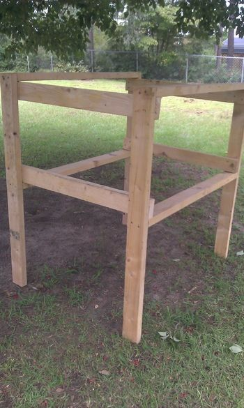 I am very carpentry challenged haveing absolutely no training/skills or…