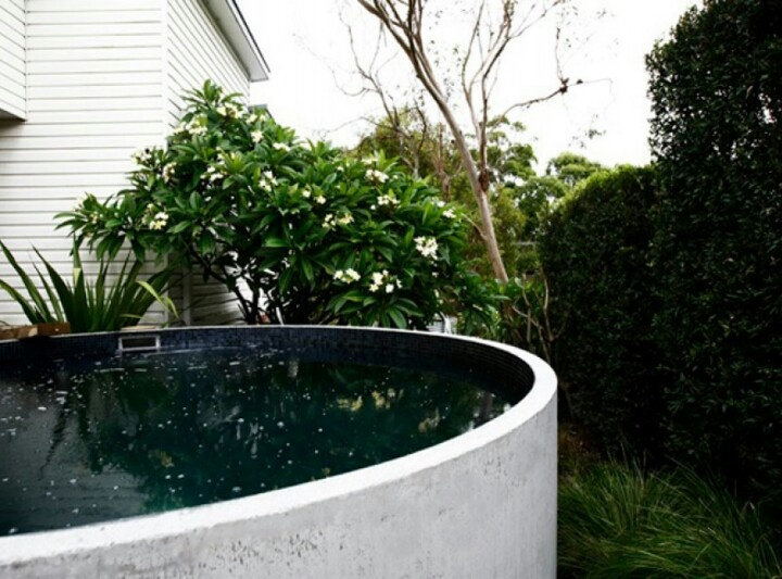 77 best plunge pools images on pinterest mini pool for Best above ground pools australia