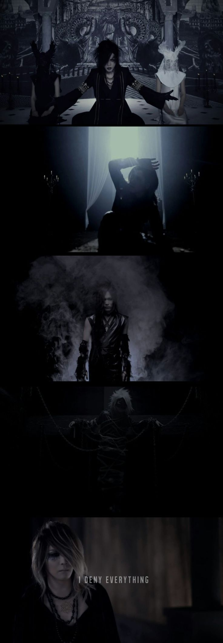 the GazettE - From DOGMA PV