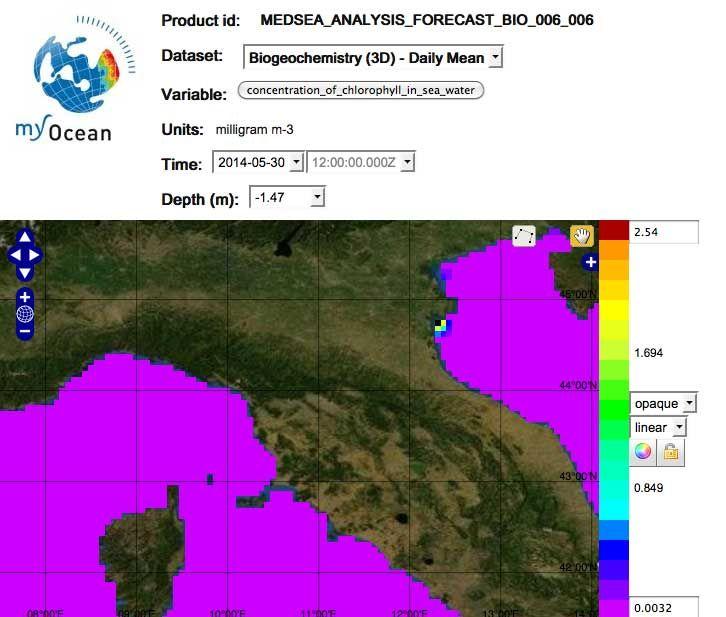 #meteo #forecast #fishing #pesca #mediterranean #mediterraneo #sea #mare 30/04/2014 #nord #north #Italy #Italia #tuscany #toscana #friuli #venezia #venice