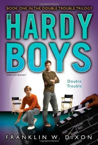Double Trouble Hardy Boys, Undercover Brothers