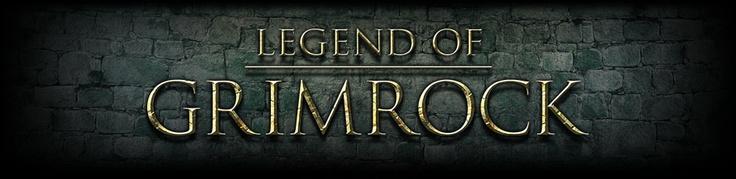 Legend of Grimrock! <3 (By AlmostHuman, http://www.grimrock.net/)
