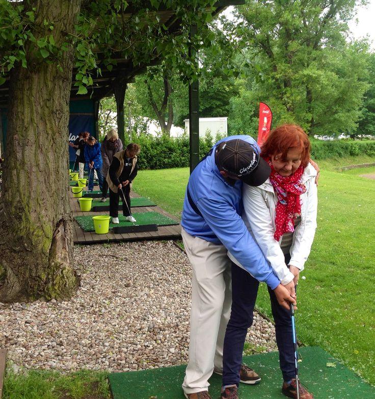 Golfem w Raka