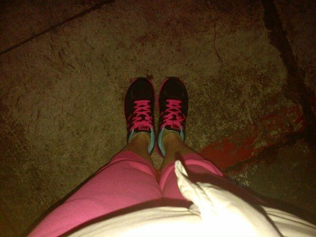 150days 祈禱一三五的晨跑能持續下去!! 6:13到操場天已經亮了……還要更早起才行:)