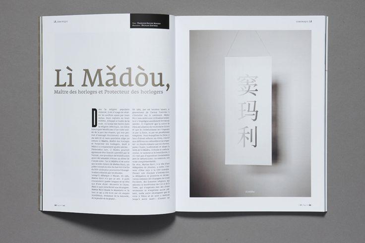 Enzed - L.A Magazine «Les Ambassadeurs», n° 07 - illustration: NZ