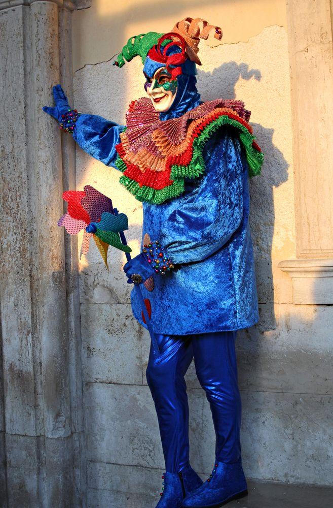 Karneval in Venedig 2014 / 03 von K.Claudia