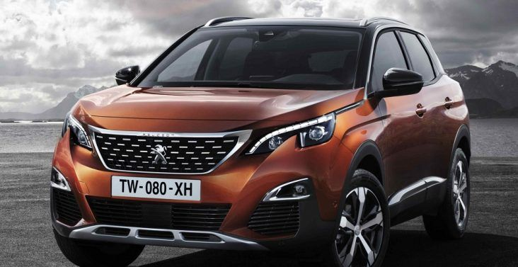 All-new Peugeot 3008 SUV unveiled in Paris