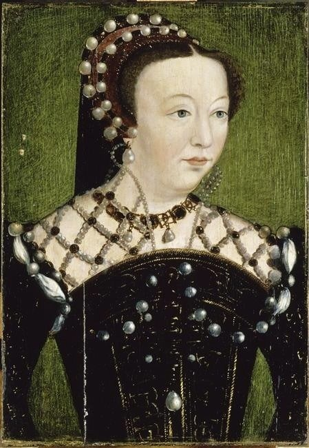 Catherine de'Medici-Queen of France