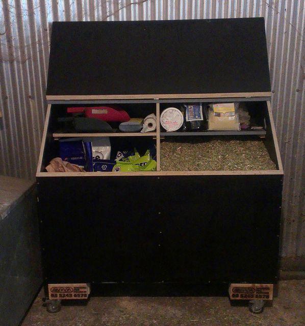 Horse Feed Bin With Shelf Google Search Dream Barn