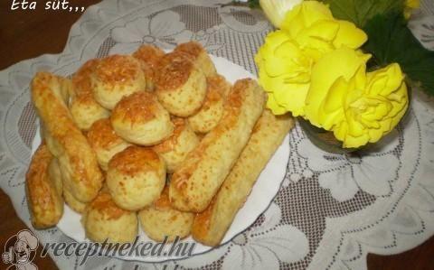 Csorvási pogácsa recept fotóval