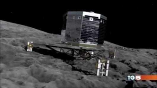 Missione compiuta, Rosetta dà l'addio